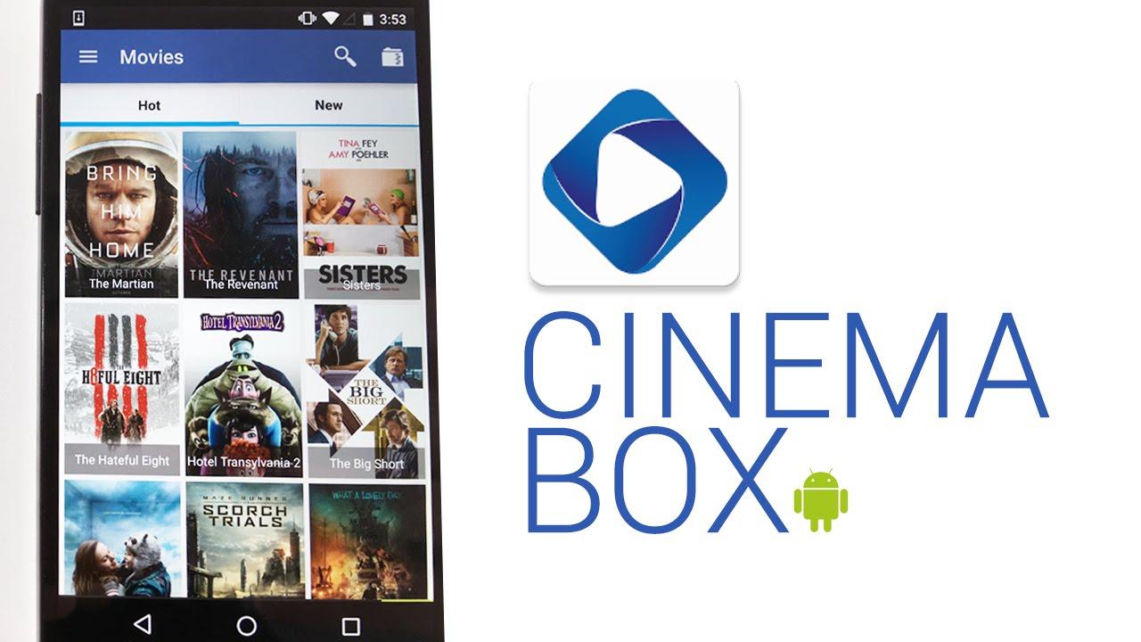 Cinema Box Apk Download For Android Cinema Box Hd